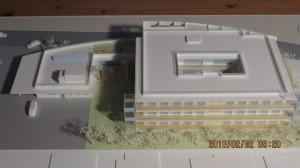 特別養護老人ホームささがわ模型,高橋設計室